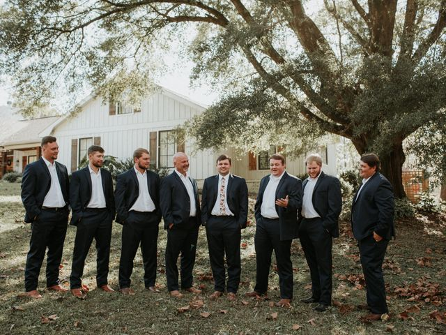 Rob and Hannah's Wedding in Heflin, Alabama 14