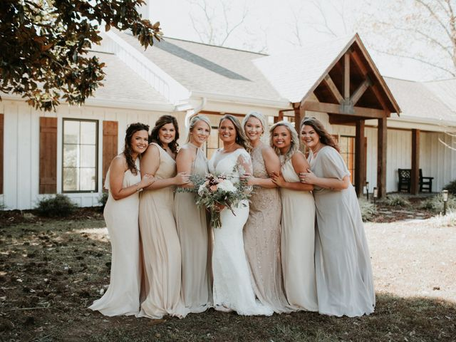 Rob and Hannah's Wedding in Heflin, Alabama 16