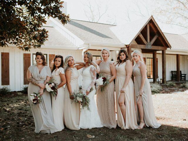 Rob and Hannah's Wedding in Heflin, Alabama 17