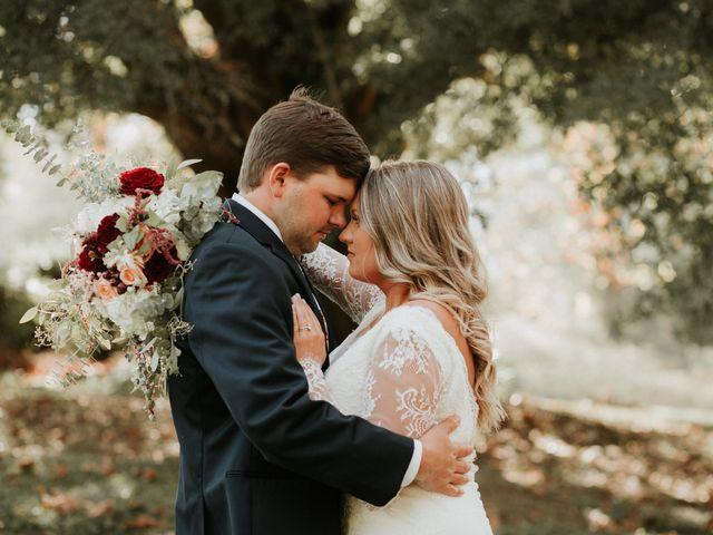 Rob and Hannah's Wedding in Heflin, Alabama 20