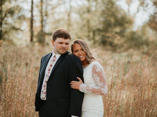 Rob and Hannah's Wedding in Heflin, Alabama 28