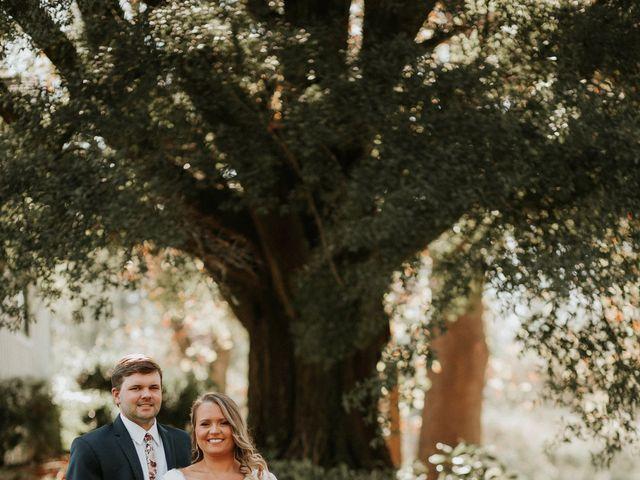 Rob and Hannah's Wedding in Heflin, Alabama 31