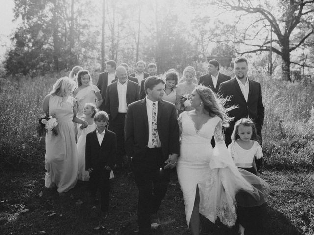 Rob and Hannah's Wedding in Heflin, Alabama 35
