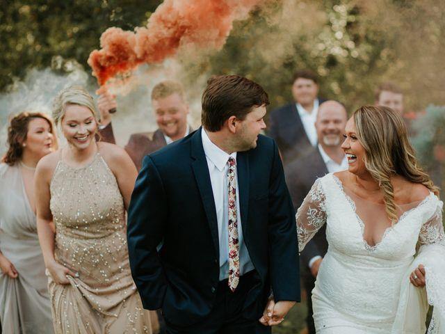Rob and Hannah's Wedding in Heflin, Alabama 36