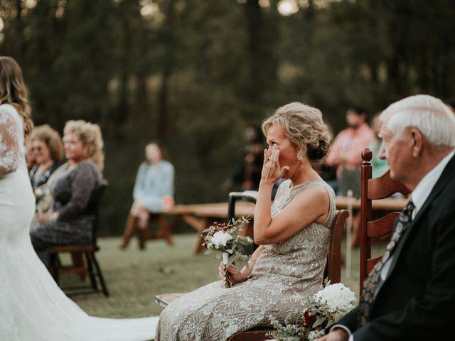 Rob and Hannah's Wedding in Heflin, Alabama 45