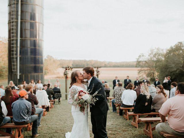 Rob and Hannah's Wedding in Heflin, Alabama 47
