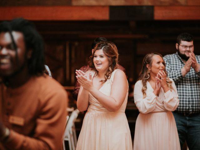 Rob and Hannah's Wedding in Heflin, Alabama 50
