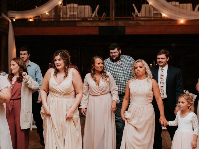 Rob and Hannah's Wedding in Heflin, Alabama 51