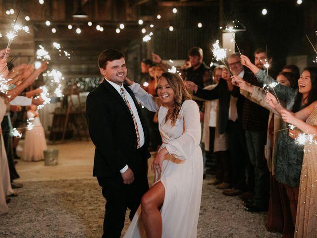 Rob and Hannah's Wedding in Heflin, Alabama 52