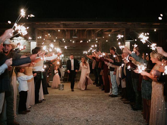 Rob and Hannah's Wedding in Heflin, Alabama 53