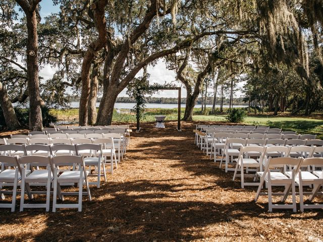 Ashten and Brittany's Wedding in Saint Cloud, Florida 2