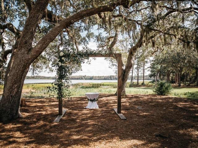 Ashten and Brittany's Wedding in Saint Cloud, Florida 3