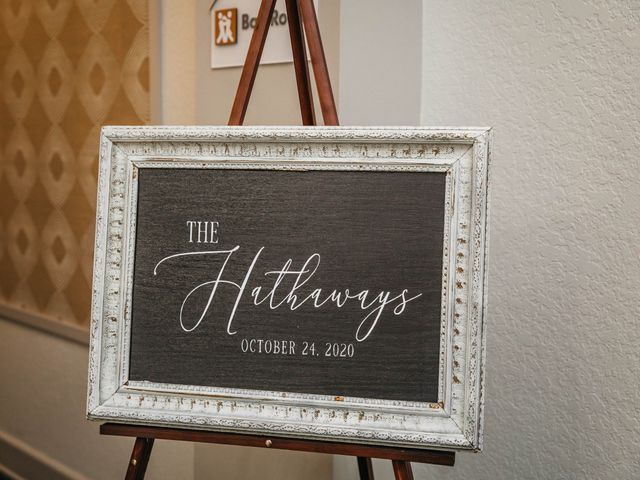 Ashten and Brittany's Wedding in Saint Cloud, Florida 8