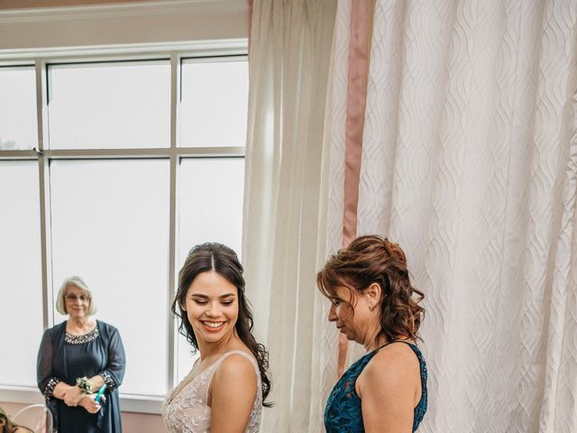 Ashten and Brittany's Wedding in Saint Cloud, Florida 15