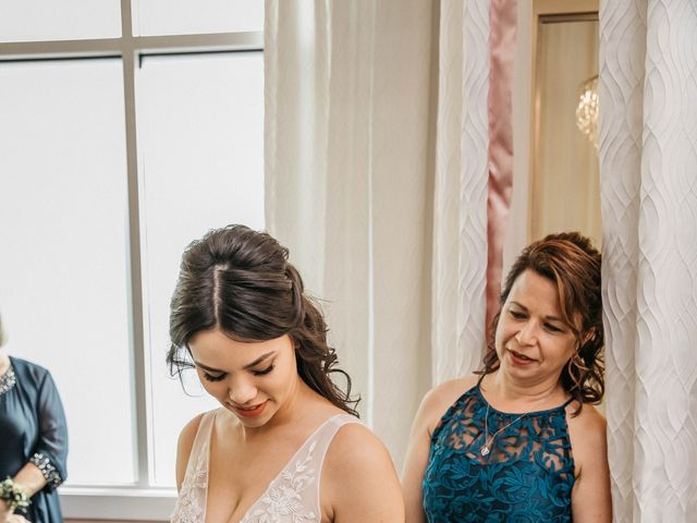 Ashten and Brittany's Wedding in Saint Cloud, Florida 16