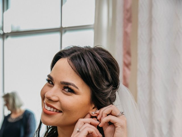 Ashten and Brittany's Wedding in Saint Cloud, Florida 21