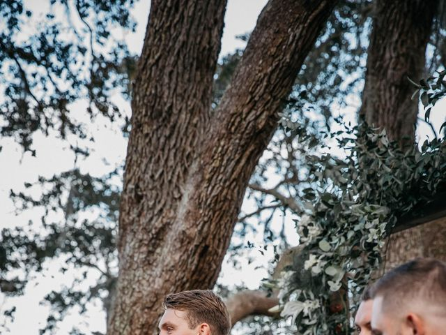 Ashten and Brittany's Wedding in Saint Cloud, Florida 25