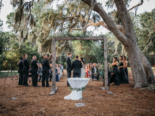 Ashten and Brittany's Wedding in Saint Cloud, Florida 26