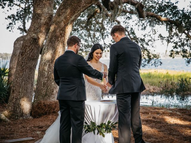 Ashten and Brittany's Wedding in Saint Cloud, Florida 27