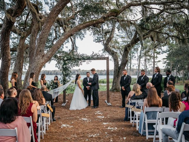 Ashten and Brittany's Wedding in Saint Cloud, Florida 28