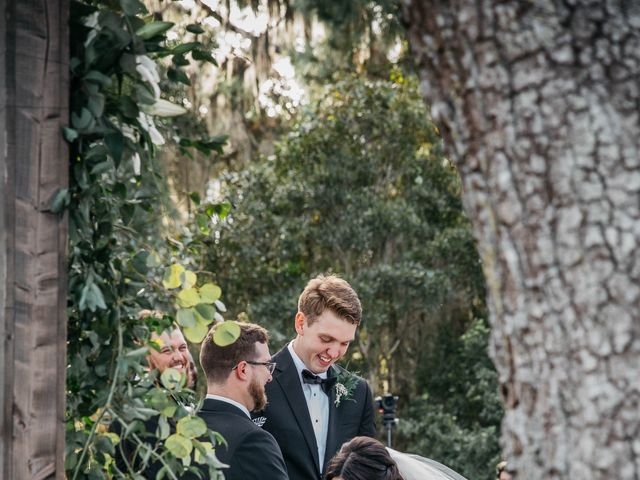 Ashten and Brittany's Wedding in Saint Cloud, Florida 29