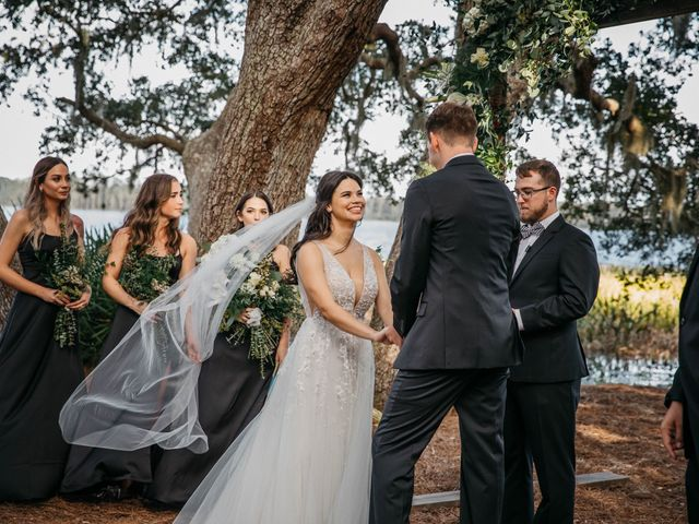 Ashten and Brittany's Wedding in Saint Cloud, Florida 30
