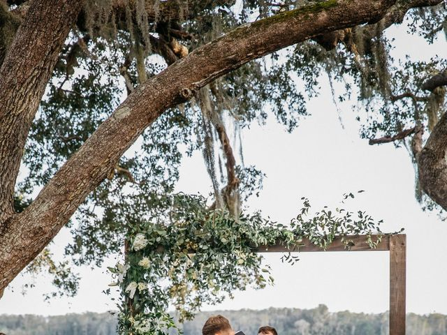 Ashten and Brittany's Wedding in Saint Cloud, Florida 31