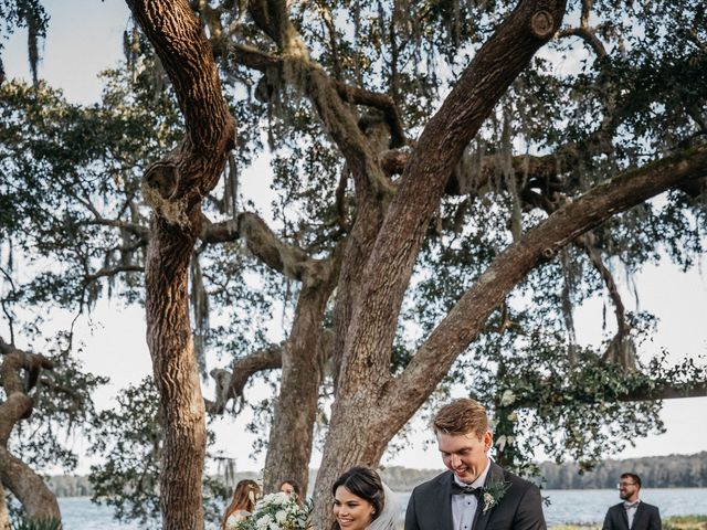 Ashten and Brittany's Wedding in Saint Cloud, Florida 32