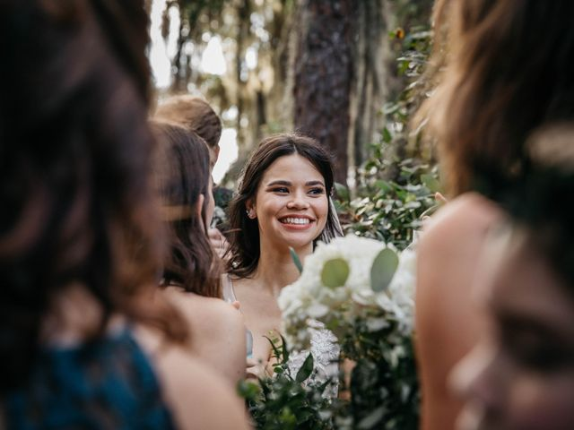 Ashten and Brittany's Wedding in Saint Cloud, Florida 33