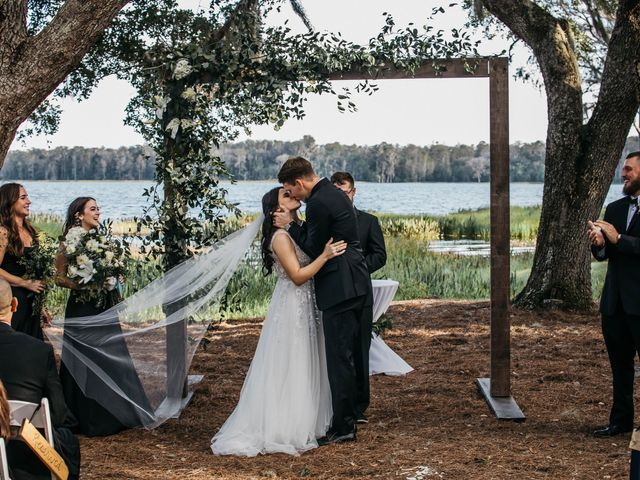 Ashten and Brittany's Wedding in Saint Cloud, Florida 39