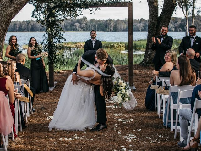 Ashten and Brittany's Wedding in Saint Cloud, Florida 41