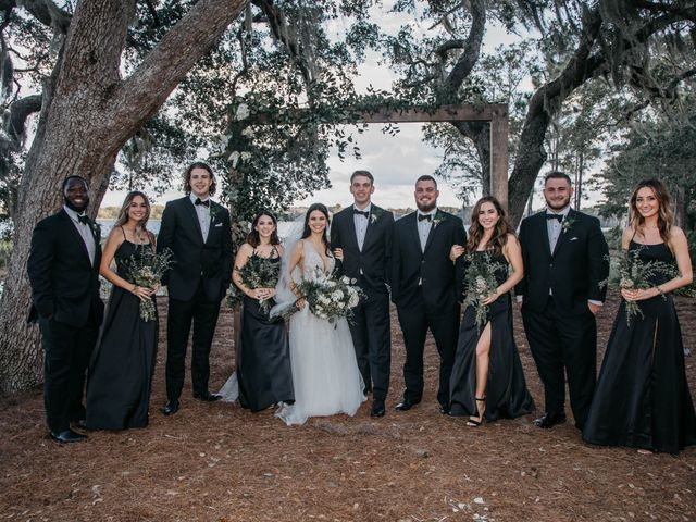Ashten and Brittany's Wedding in Saint Cloud, Florida 42
