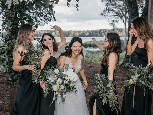 Ashten and Brittany's Wedding in Saint Cloud, Florida 43