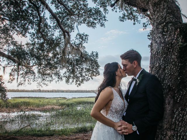 Ashten and Brittany's Wedding in Saint Cloud, Florida 44