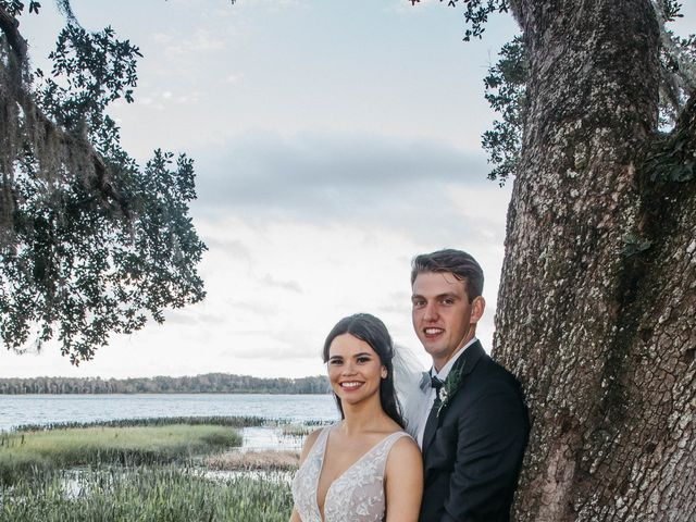 Ashten and Brittany's Wedding in Saint Cloud, Florida 45