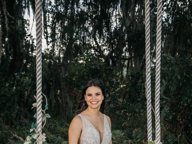 Ashten and Brittany's Wedding in Saint Cloud, Florida 46