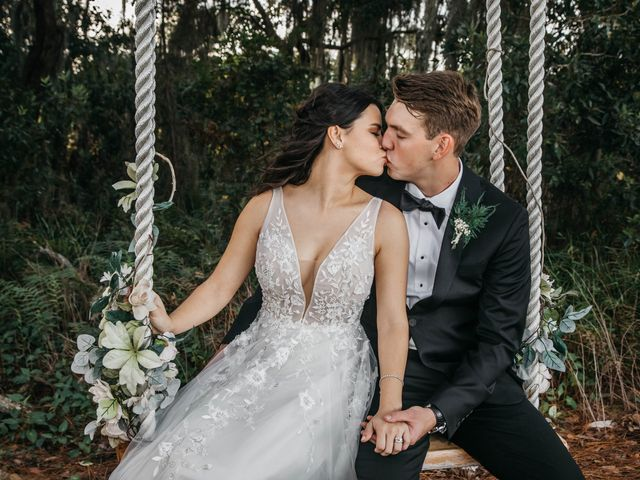 Ashten and Brittany's Wedding in Saint Cloud, Florida 48
