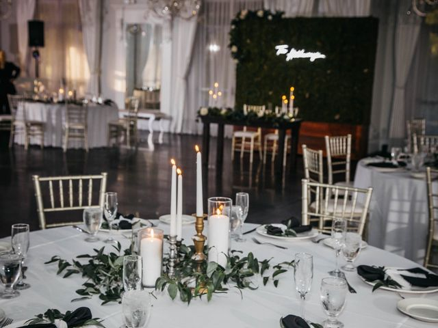 Ashten and Brittany's Wedding in Saint Cloud, Florida 52