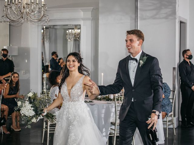 Ashten and Brittany's Wedding in Saint Cloud, Florida 58