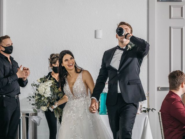 Ashten and Brittany's Wedding in Saint Cloud, Florida 62