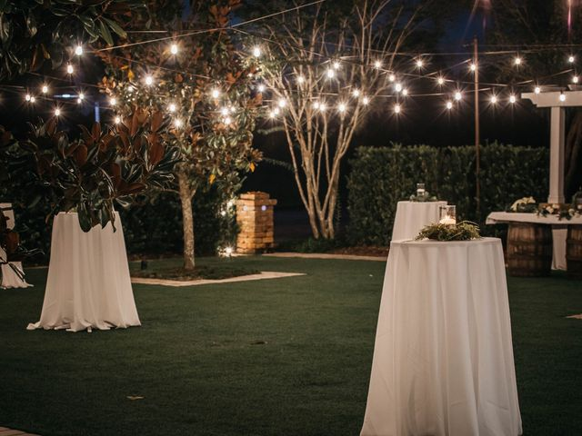 Ashten and Brittany's Wedding in Saint Cloud, Florida 63