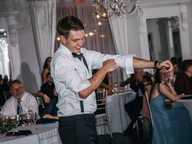 Ashten and Brittany's Wedding in Saint Cloud, Florida 70