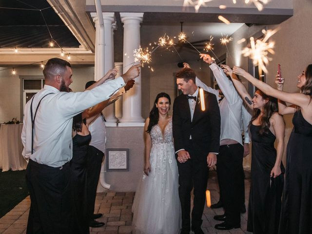 Ashten and Brittany's Wedding in Saint Cloud, Florida 80