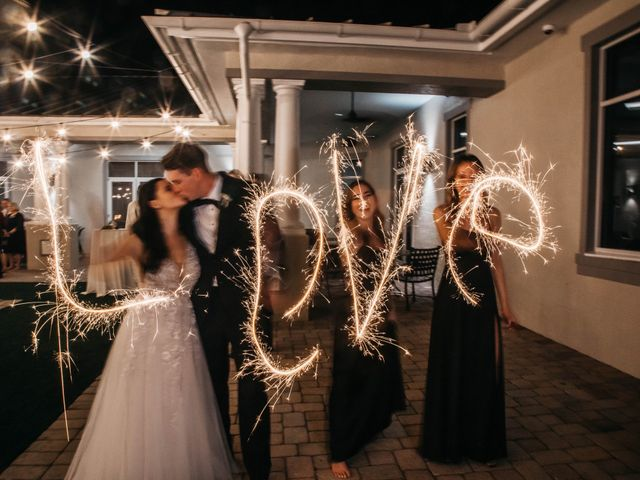 Ashten and Brittany's Wedding in Saint Cloud, Florida 81