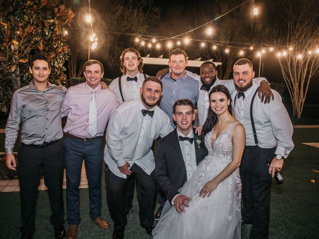 Ashten and Brittany's Wedding in Saint Cloud, Florida 82