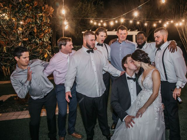 Ashten and Brittany's Wedding in Saint Cloud, Florida 83