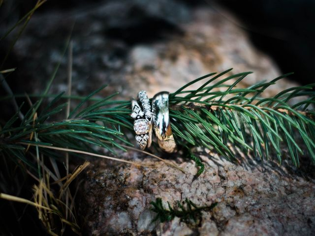 Anna and Kyle's Wedding in Steamboat Springs, Colorado 2