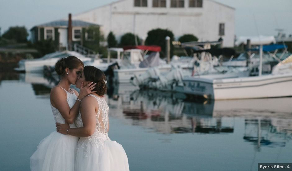 Morgan and Amanda's Wedding in Southold, New York