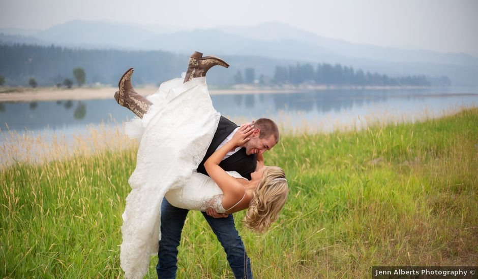 Jared and Lynnsie's Wedding in Spokane, Washington