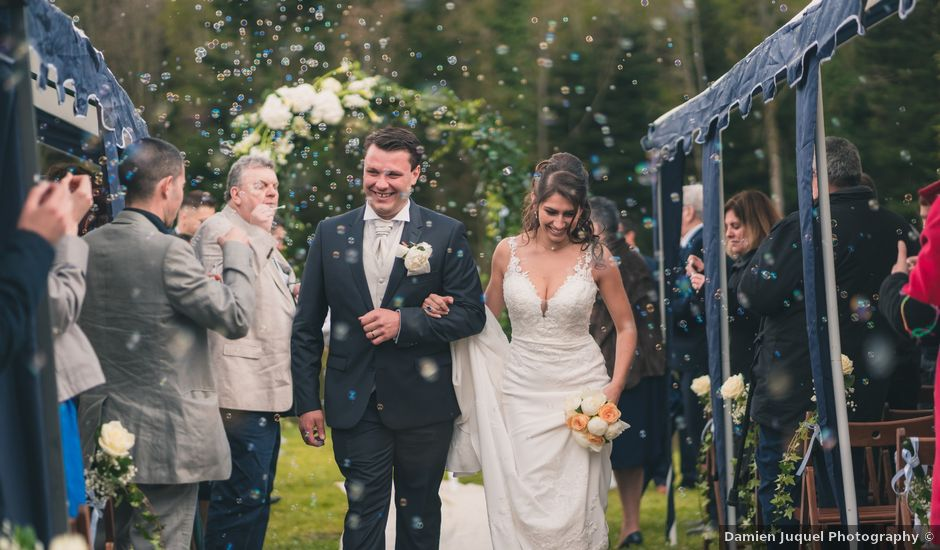 Anthony and Annabelle's Wedding in Saint-etienne, France